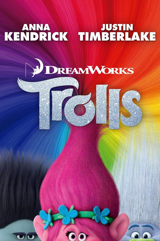 Trolls poster art