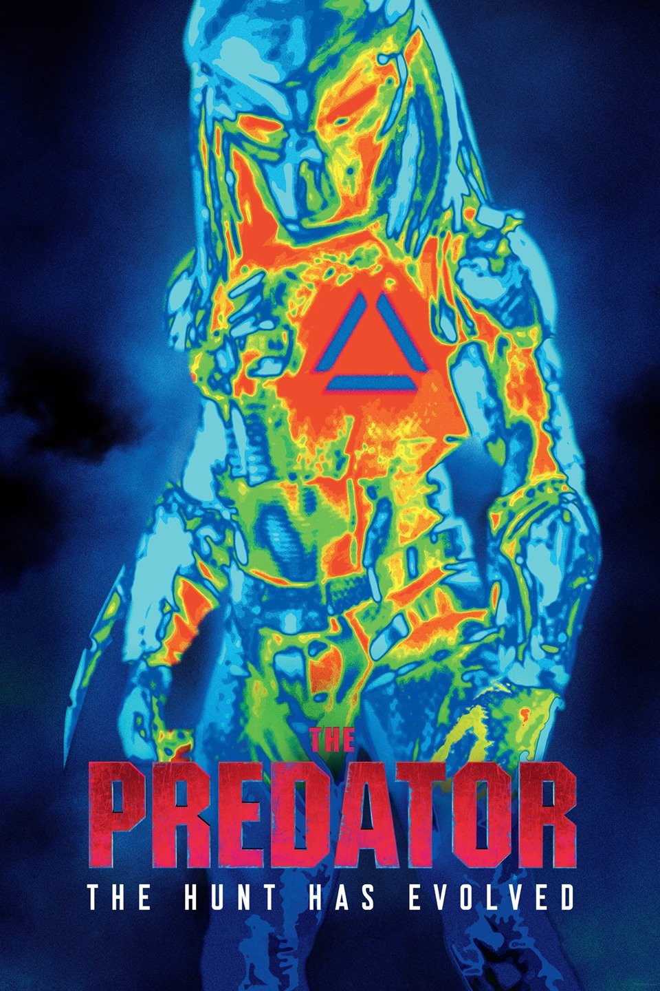 The Predator poster art