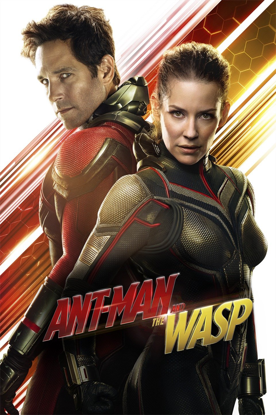 Ant-Man and The Wasp poster art