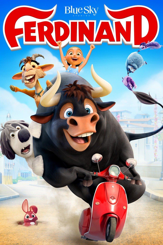 Ferdinand poster art