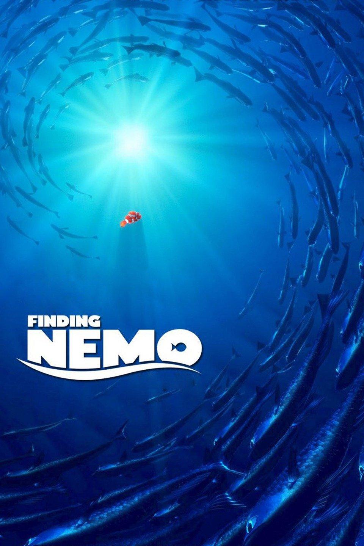 Finding Nemo poster art