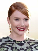 portrait of Bryce Dallas Howard