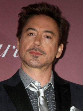 portrait of Robert Downey Jr.