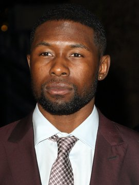 portrait of Trevante Rhodes