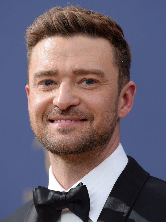 portrait of Justin Timberlake
