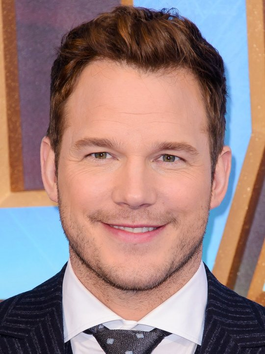 portrait of Chris Pratt