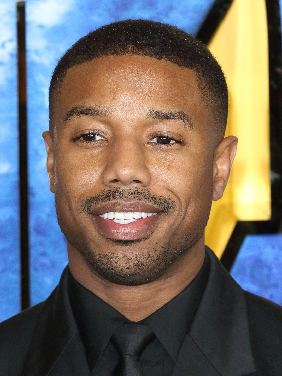 portrait of Michael B. Jordan