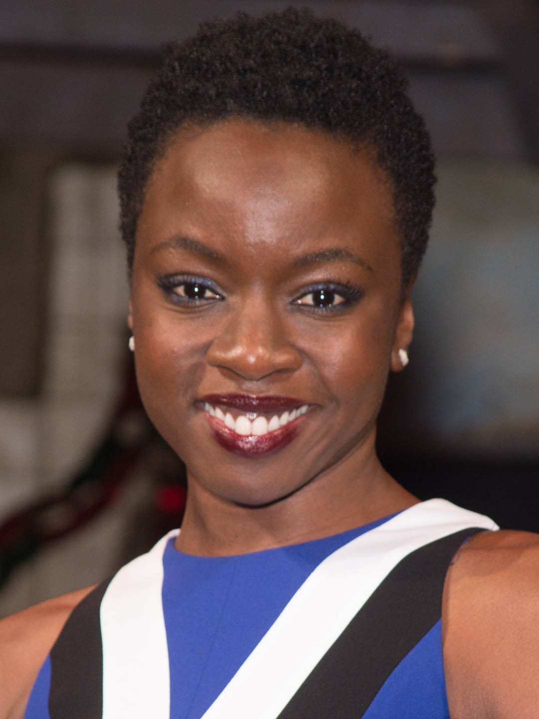 portrait of Danai Gurira