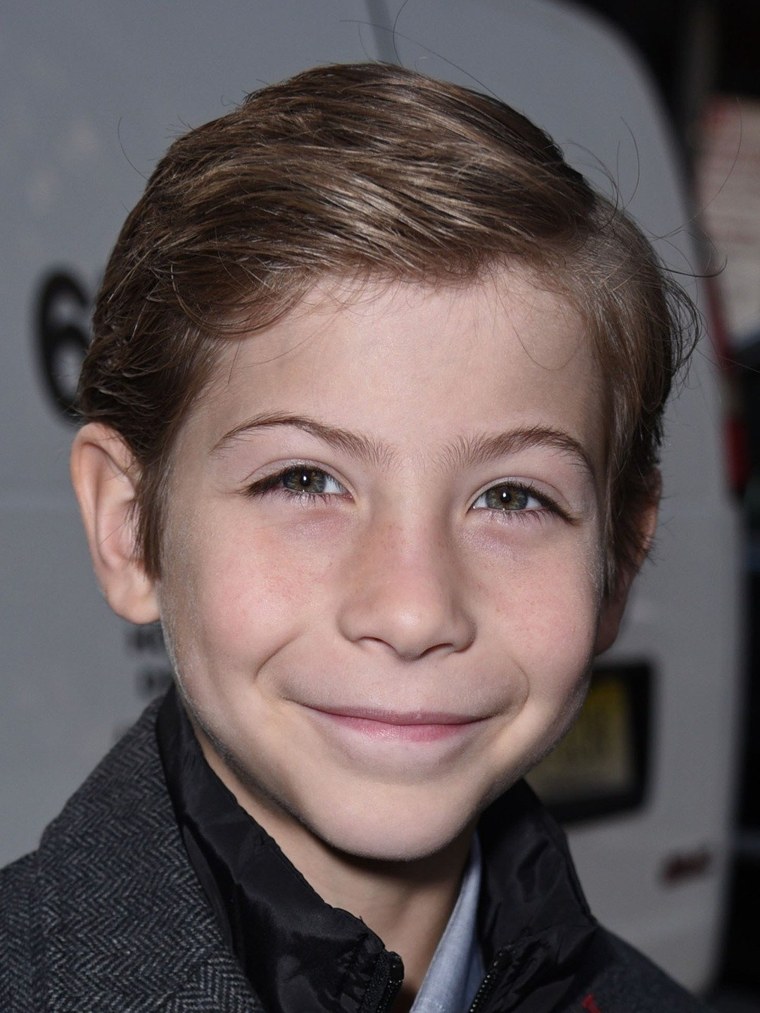portrait of Jacob Tremblay