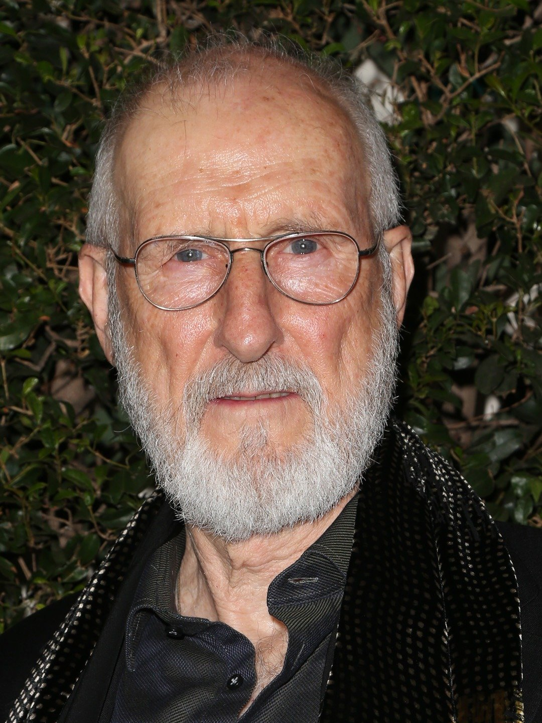 portrait of James Cromwell