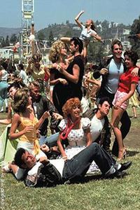Grease Brillantina