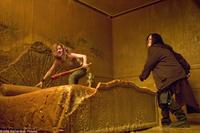 Terror en el museo de cera