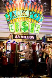 Locura de amor en Las Vegas