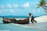 Piratas del Caribe 4: En mareas misteriosas