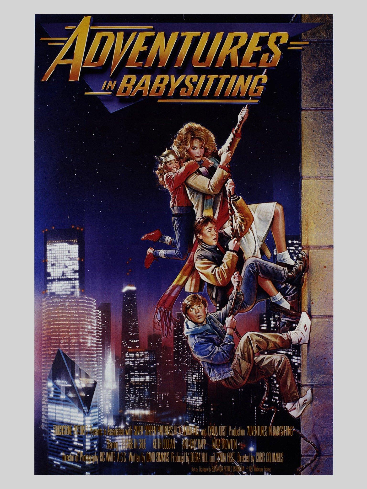 Adventures In Babysitting 1987 Rotten Tomatoes