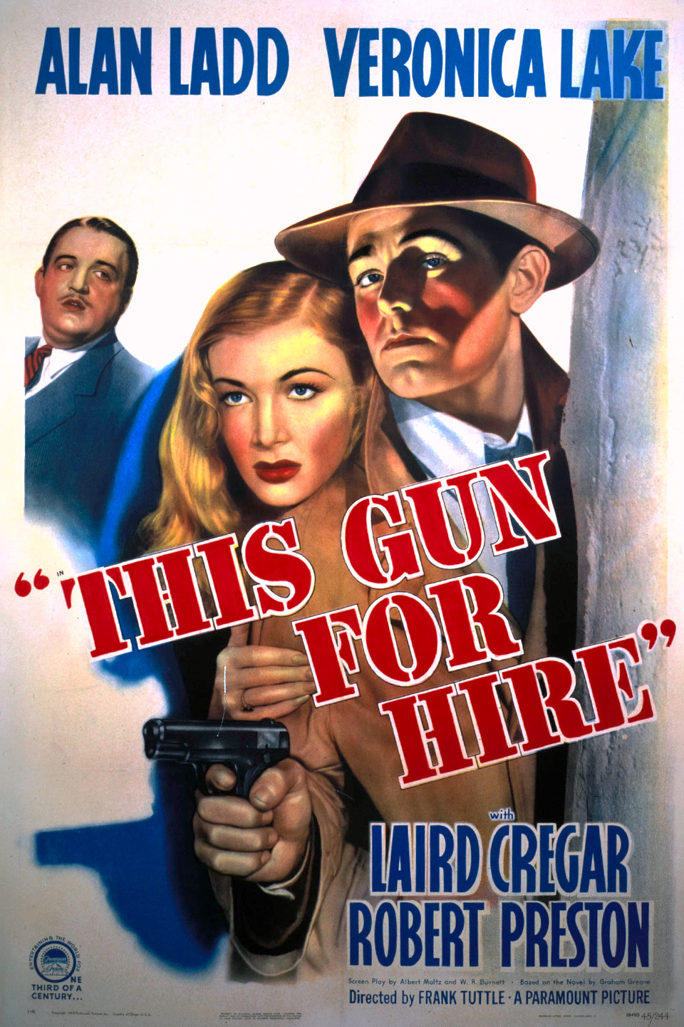 This Gun for Hire (1942) - Rotten Tomatoes
