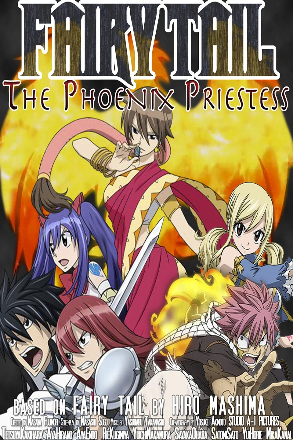 Fairy Tail (Fairy Tail: The Phoenix Priestess)