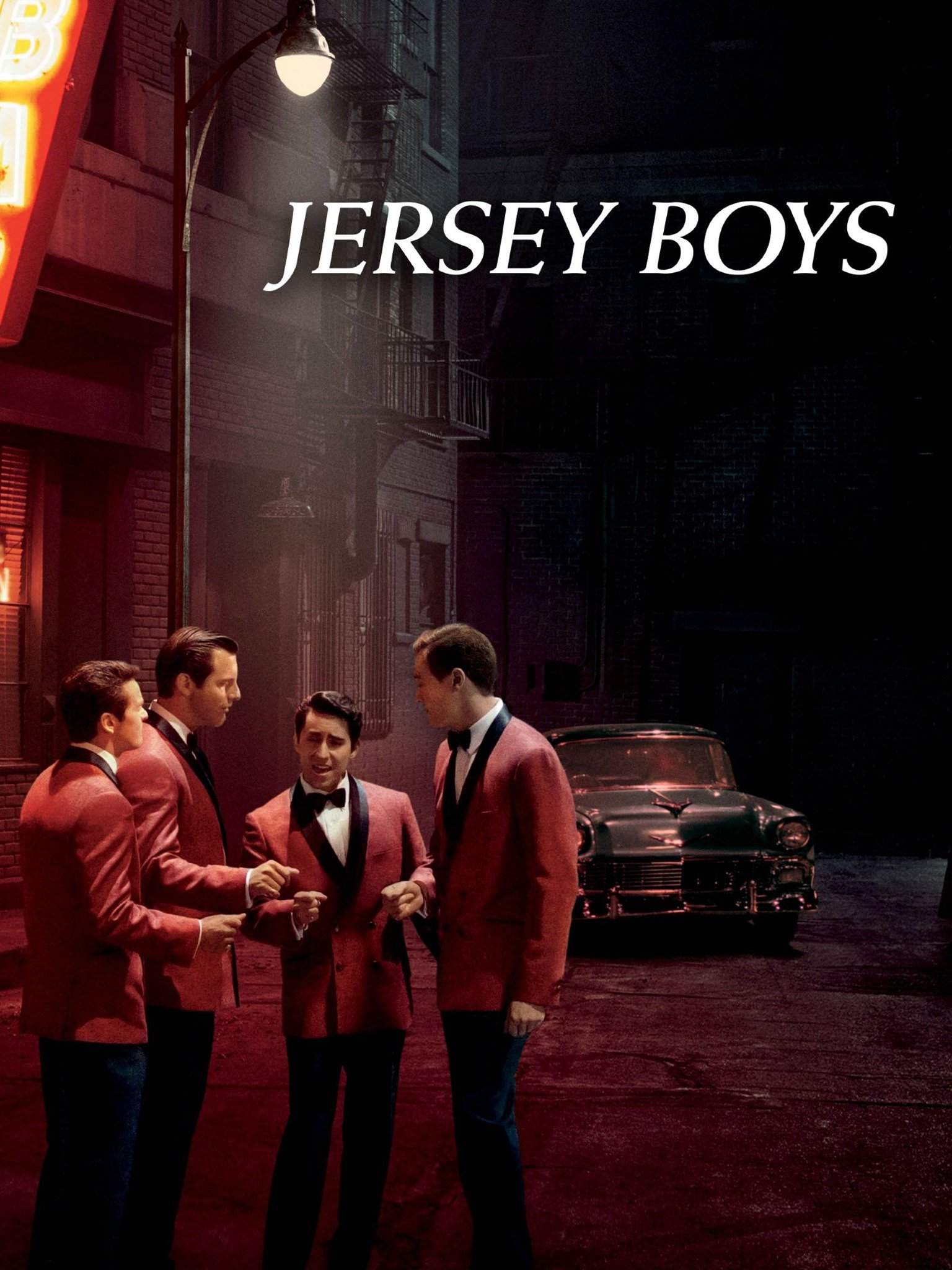 Jersey Boys (2014) - Rotten Tomatoes