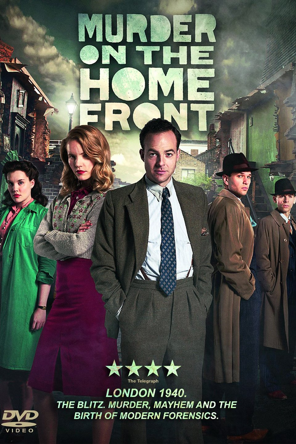 Murder on the Home Front   Rotten Tomatoes