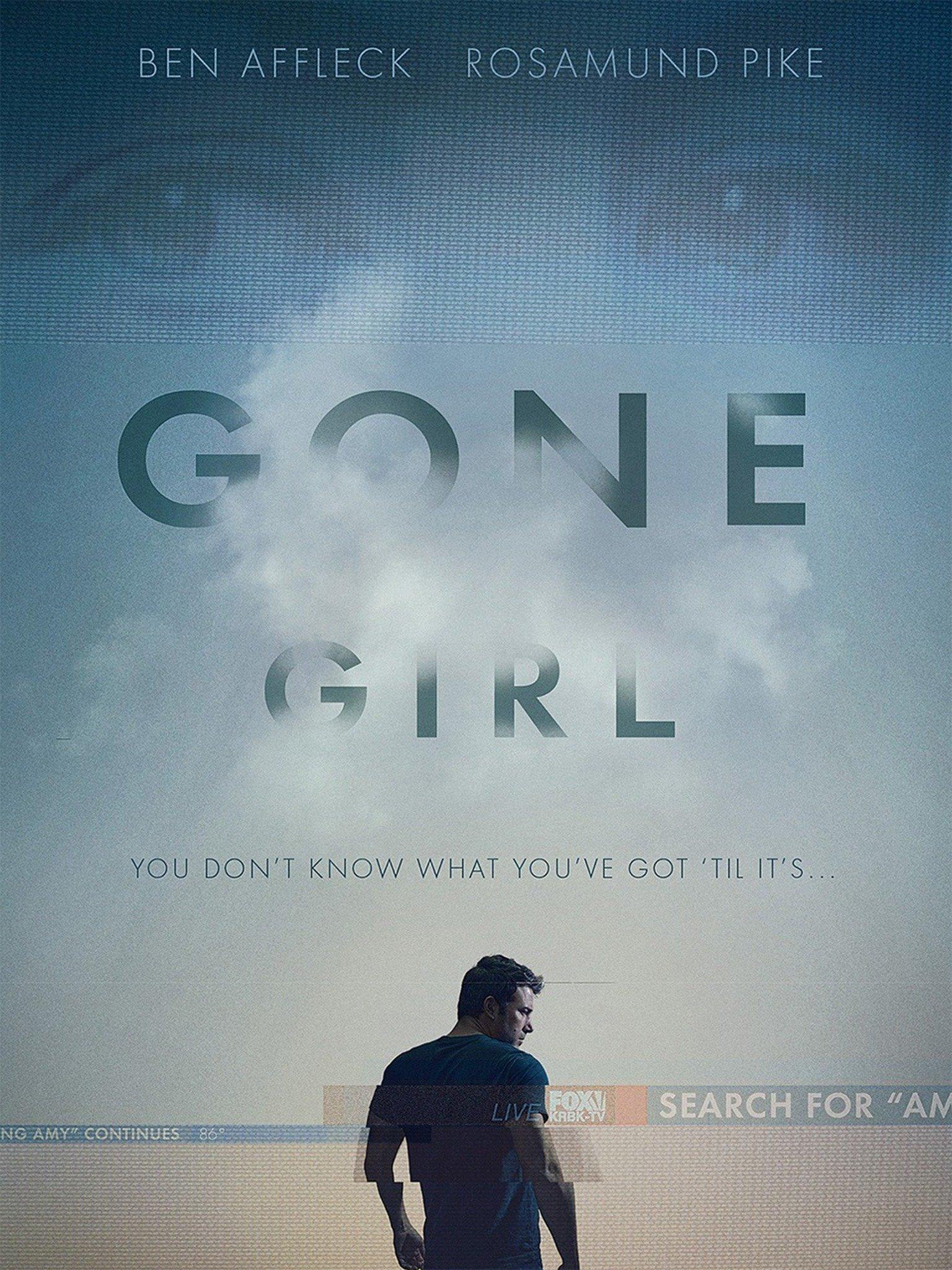 รีวิวหนัง Gone Girl - เล่นซ่อนหาย ในวันครบรอบแต่งงาน 5 ปี