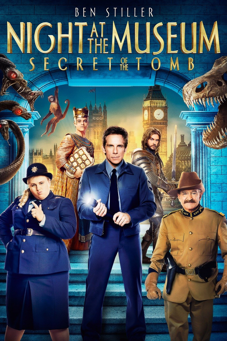 Night at the Museum: Secret of the Tomb | MovieTickets