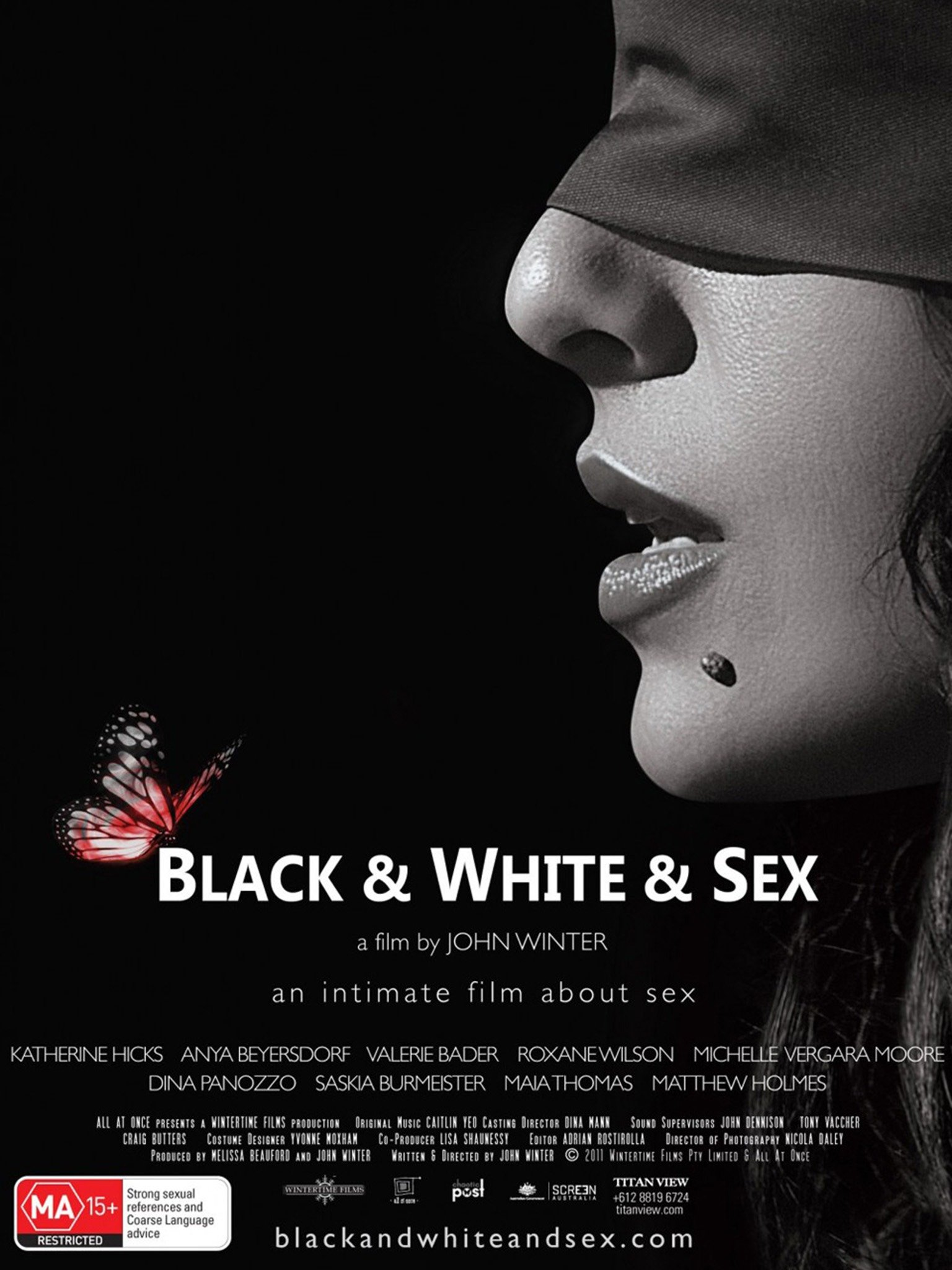 Between and sex black white What is