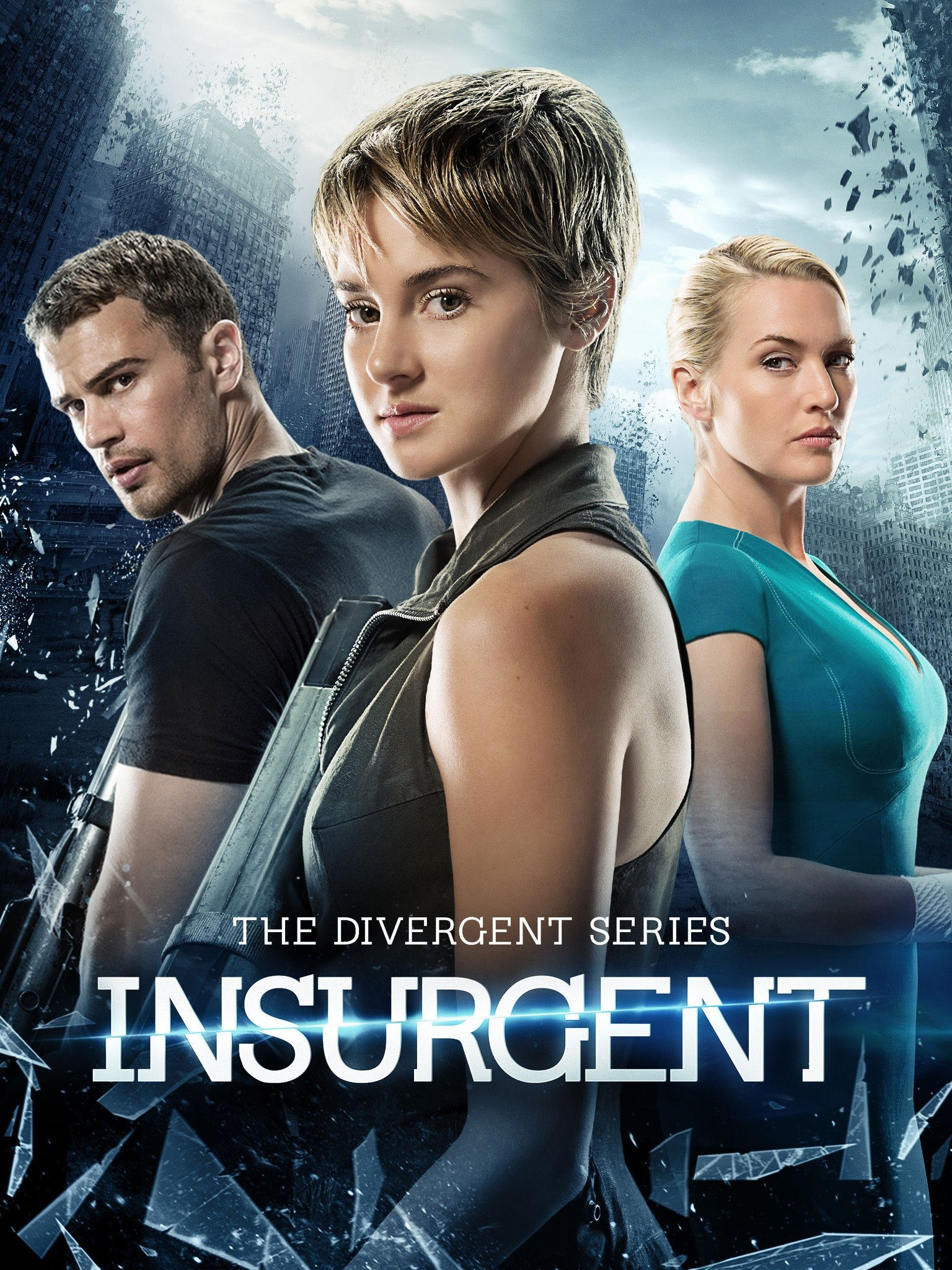 The Divergent Series: Insurgent (2015) - Rotten Tomatoes