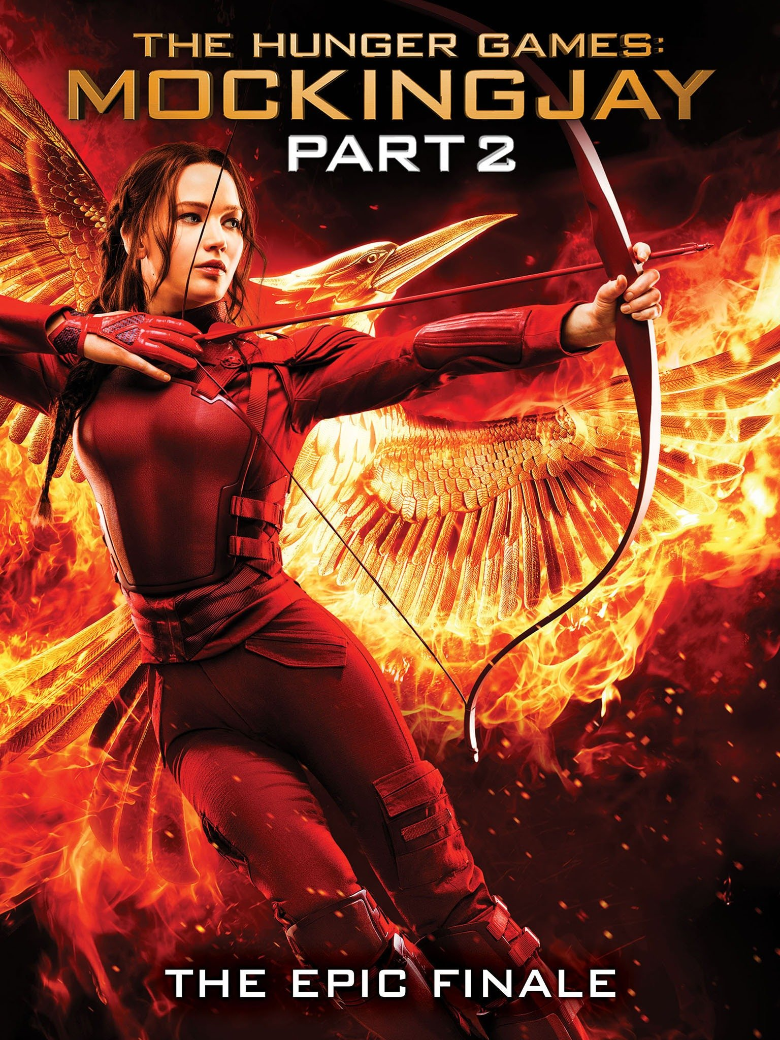 The Hunger Games Mockingjay Part 2 2015 Rotten Tomatoes