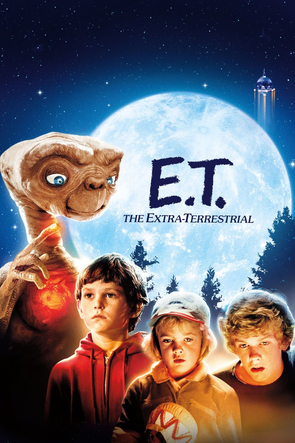 E.T. the Extra-Terrestrial (1982) - Rotten Tomatoes
