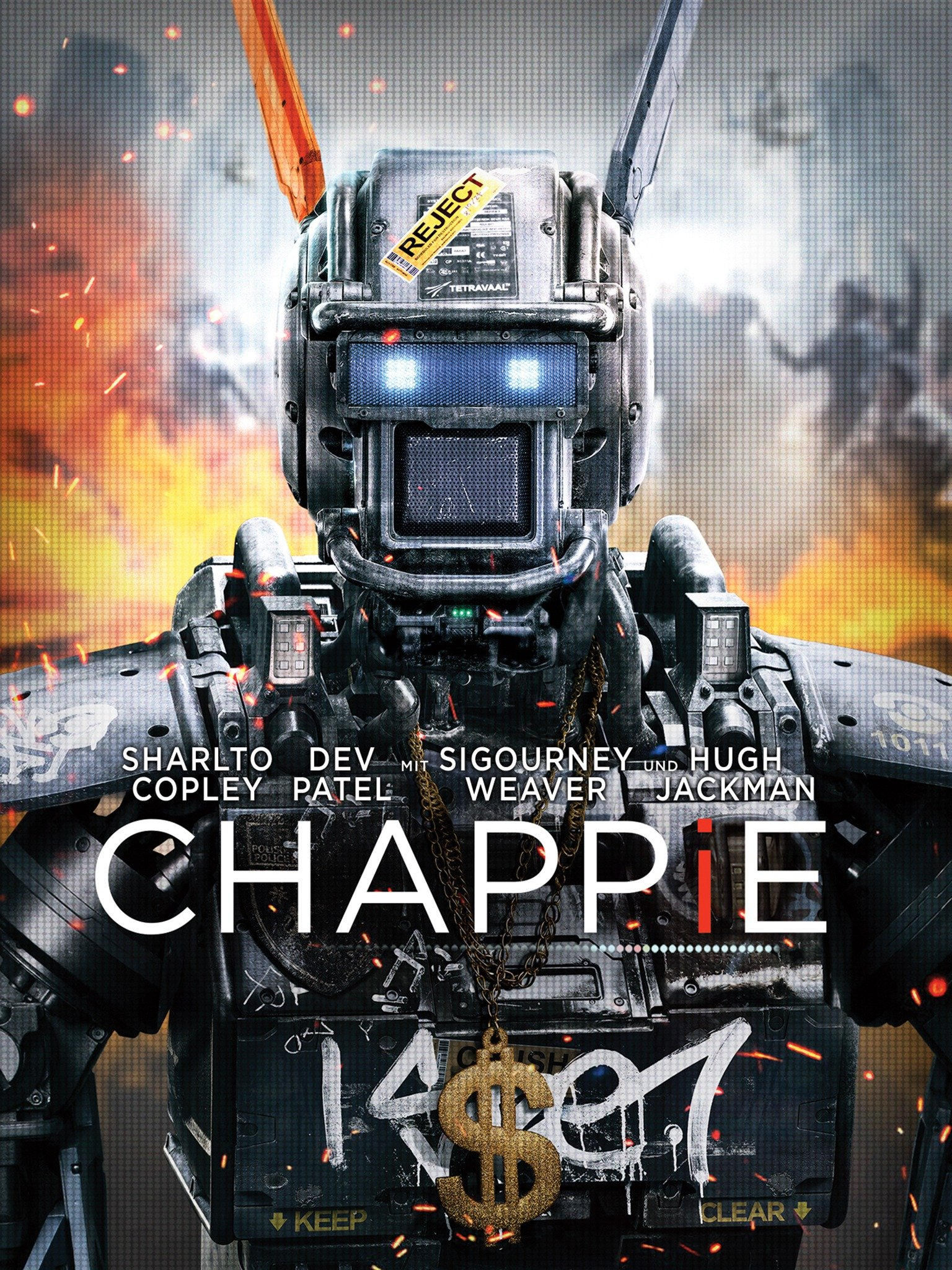 Chappie (2015) - Rotten Tomatoes