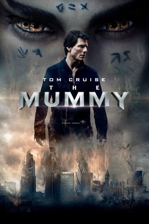 The Mummy poster art