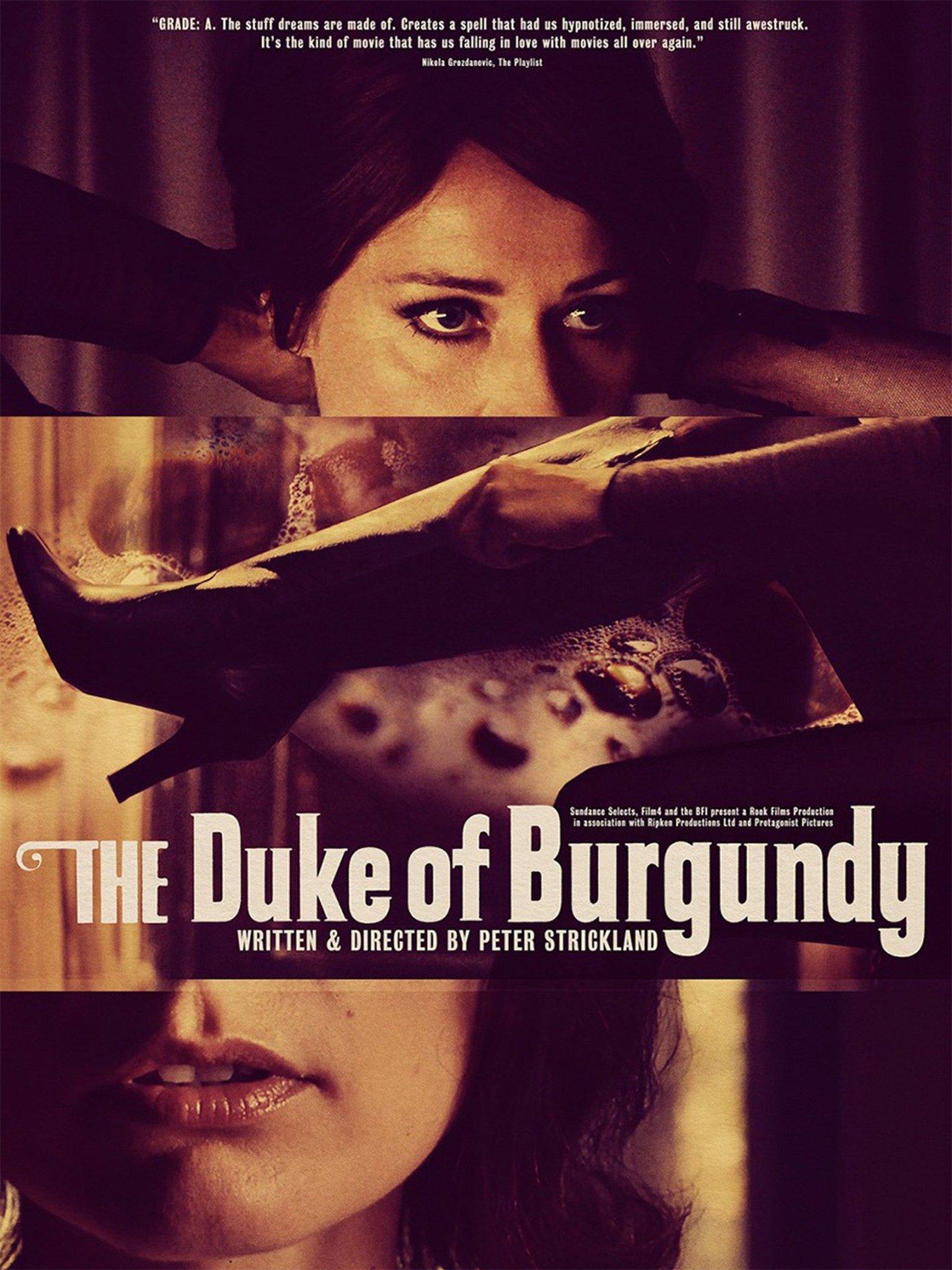 The duke of burgundy director punctures eroticism
