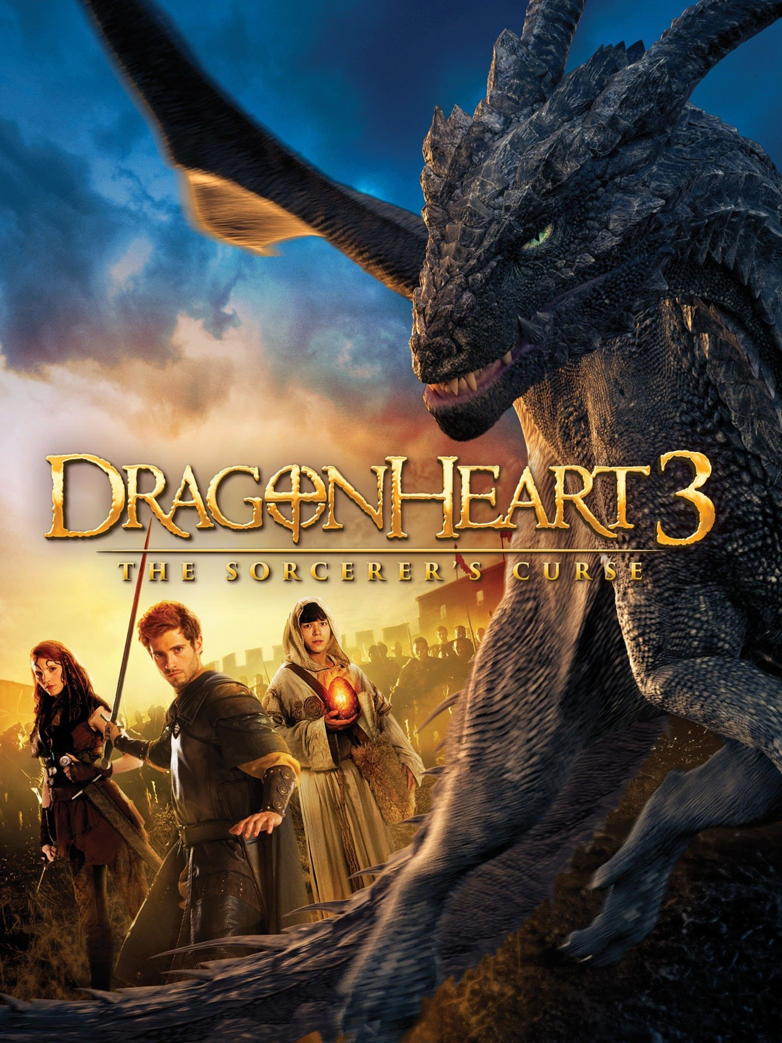 Dragonheart 3: The Sorcerer's Curse
