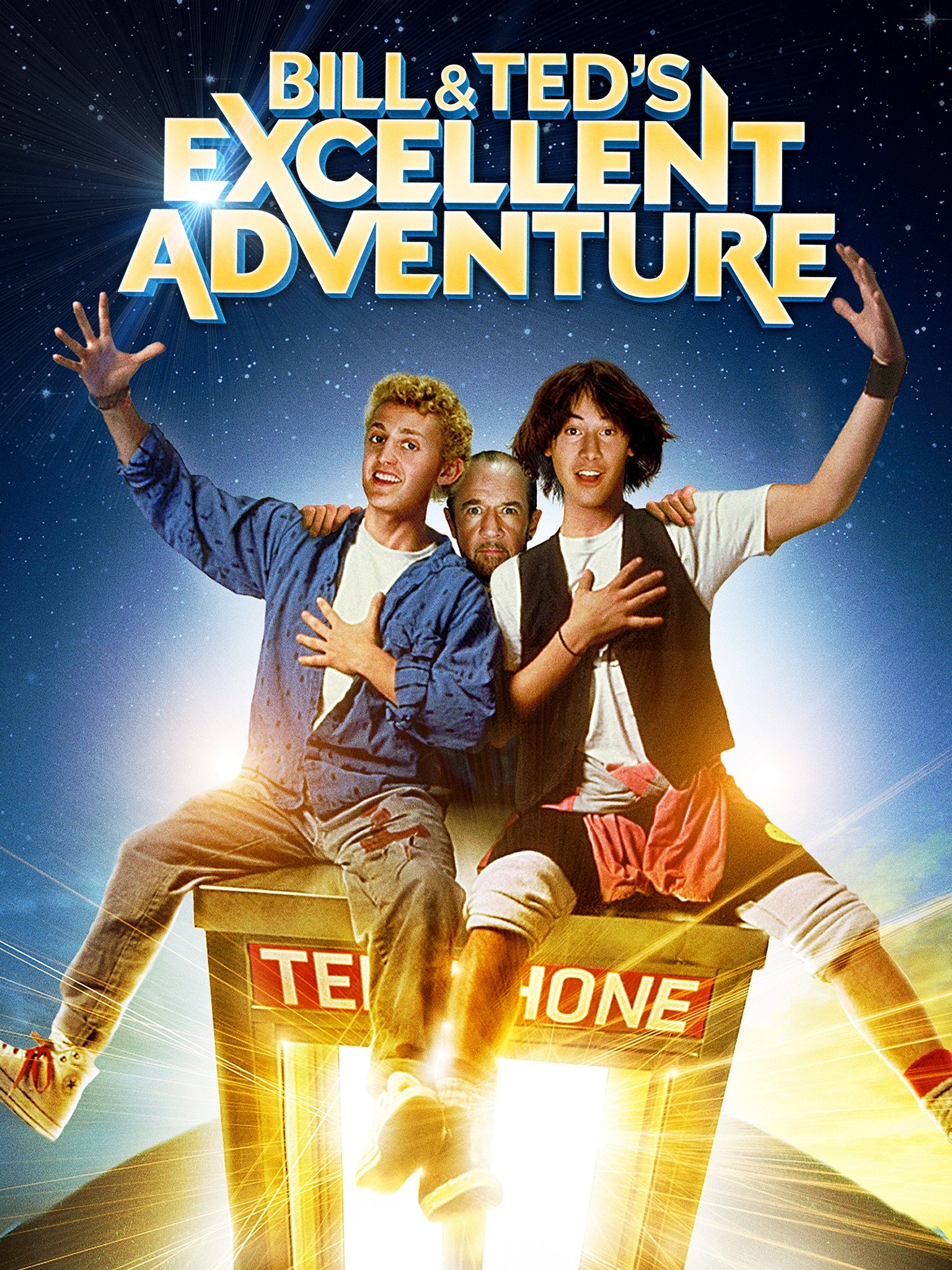 Bill Ted S Excellent Adventure 1989 Rotten Tomatoes