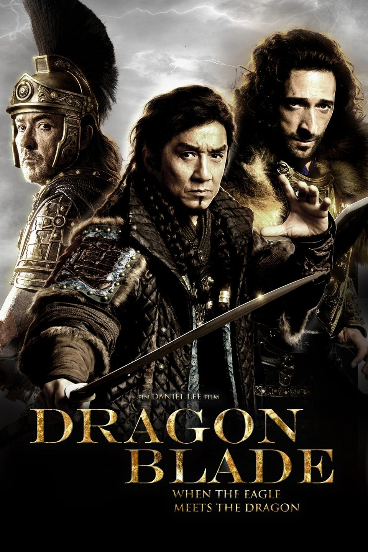 Dragon Blade 2015 Hindi Dual Audio 720p   480p BluRay x264
