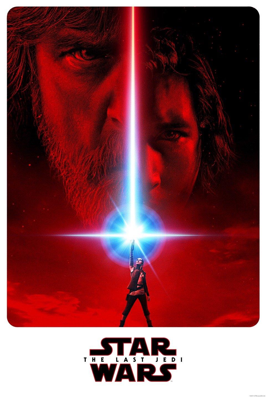 Star Wars: The Last Jedi poster art