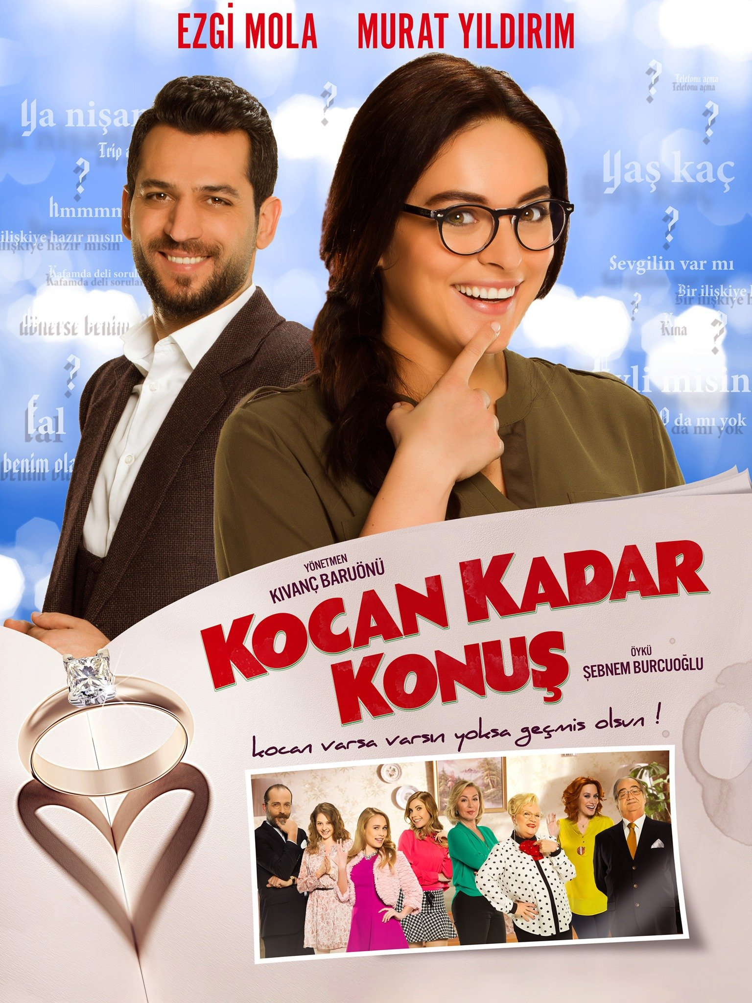 Kocan Kadar Konus (Husband Factor)