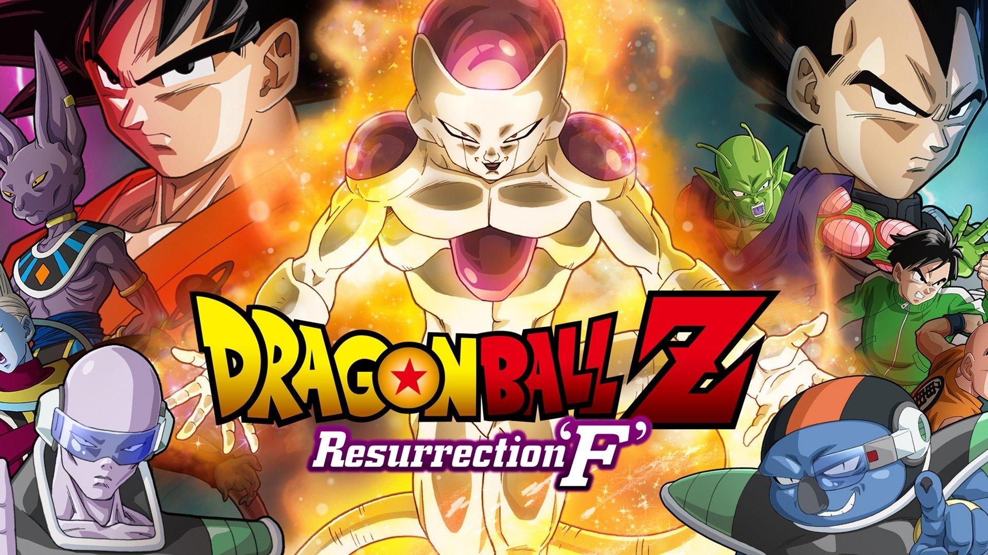 Dragon Ball Z Resurrection F Movietickets