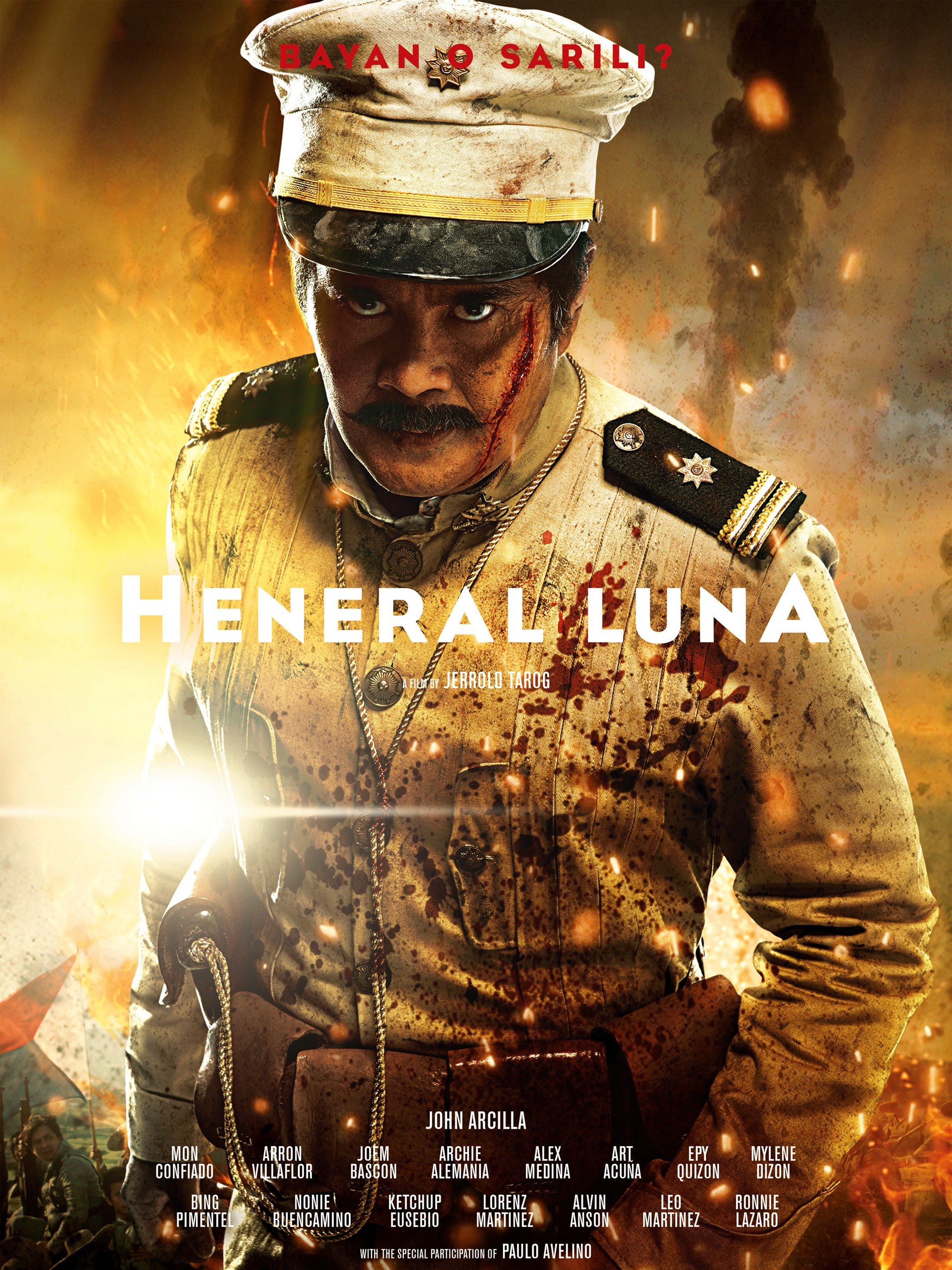 Heneral Luna 2015 Rotten Tomatoes