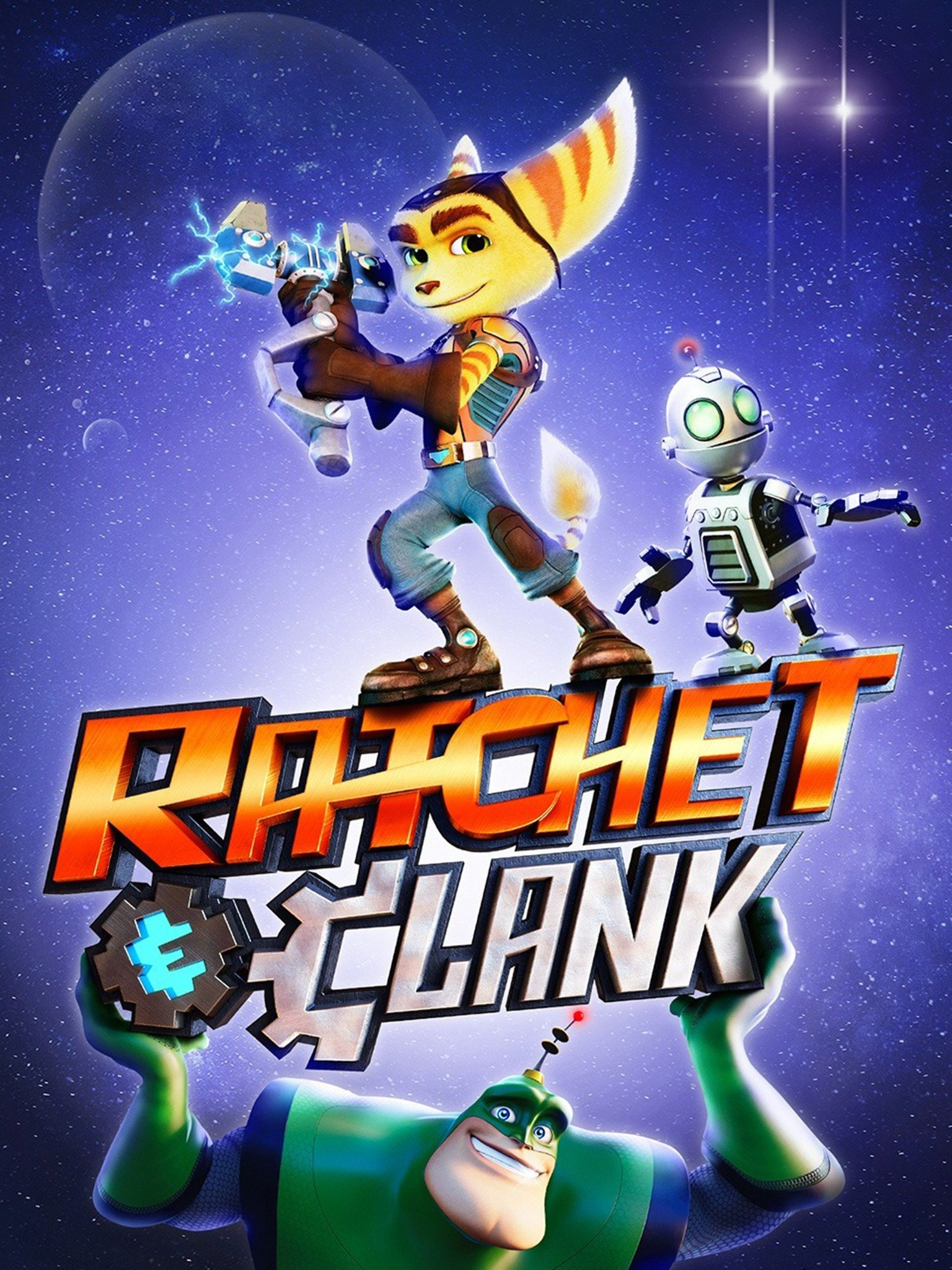 Image result for ratchet and clank poster""