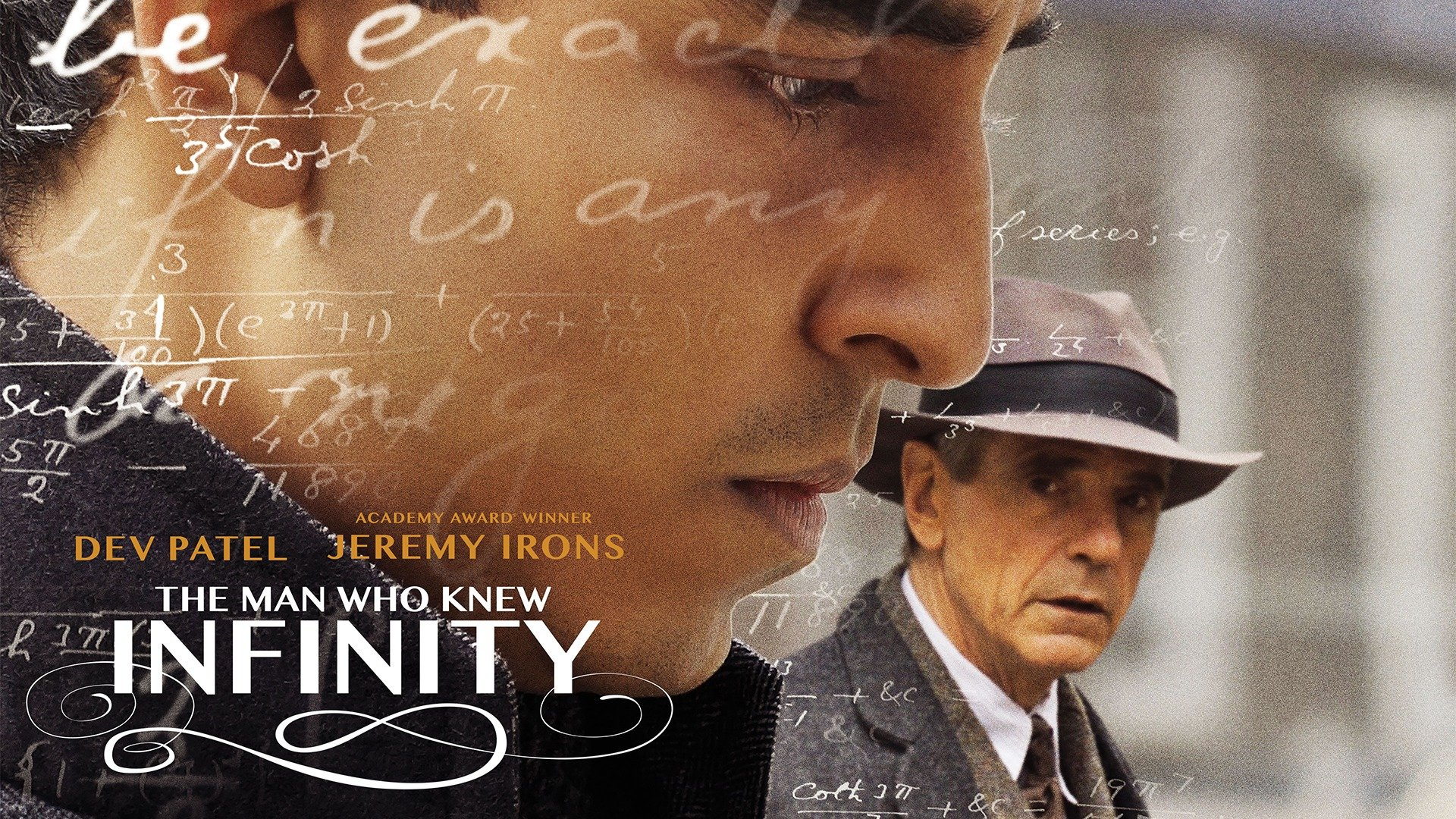 The Man Who Knew Infinity Movietickets