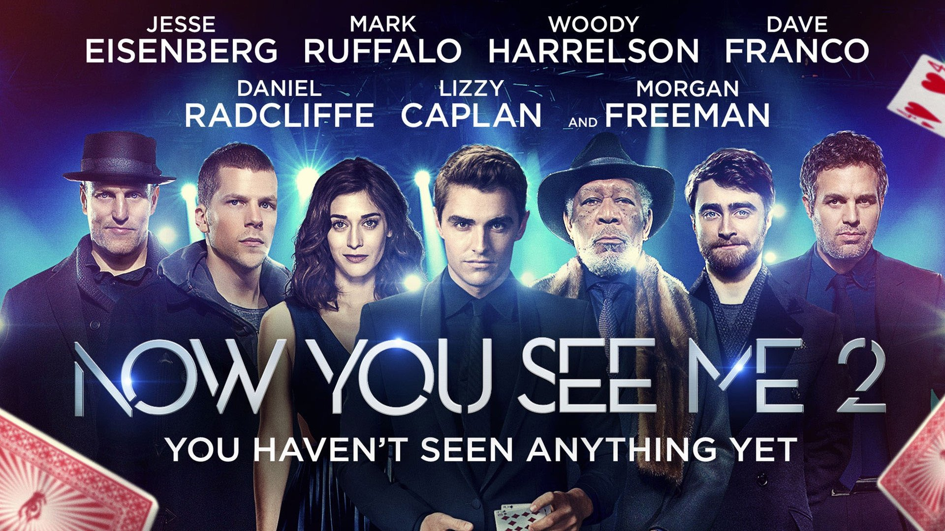 Now You See Me 2 Movietickets