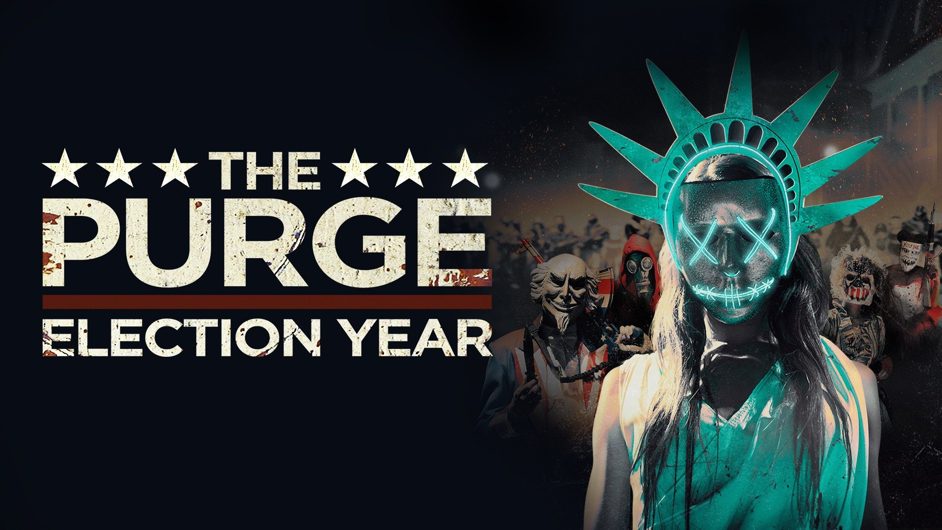 The Purge Election Year Movietickets
