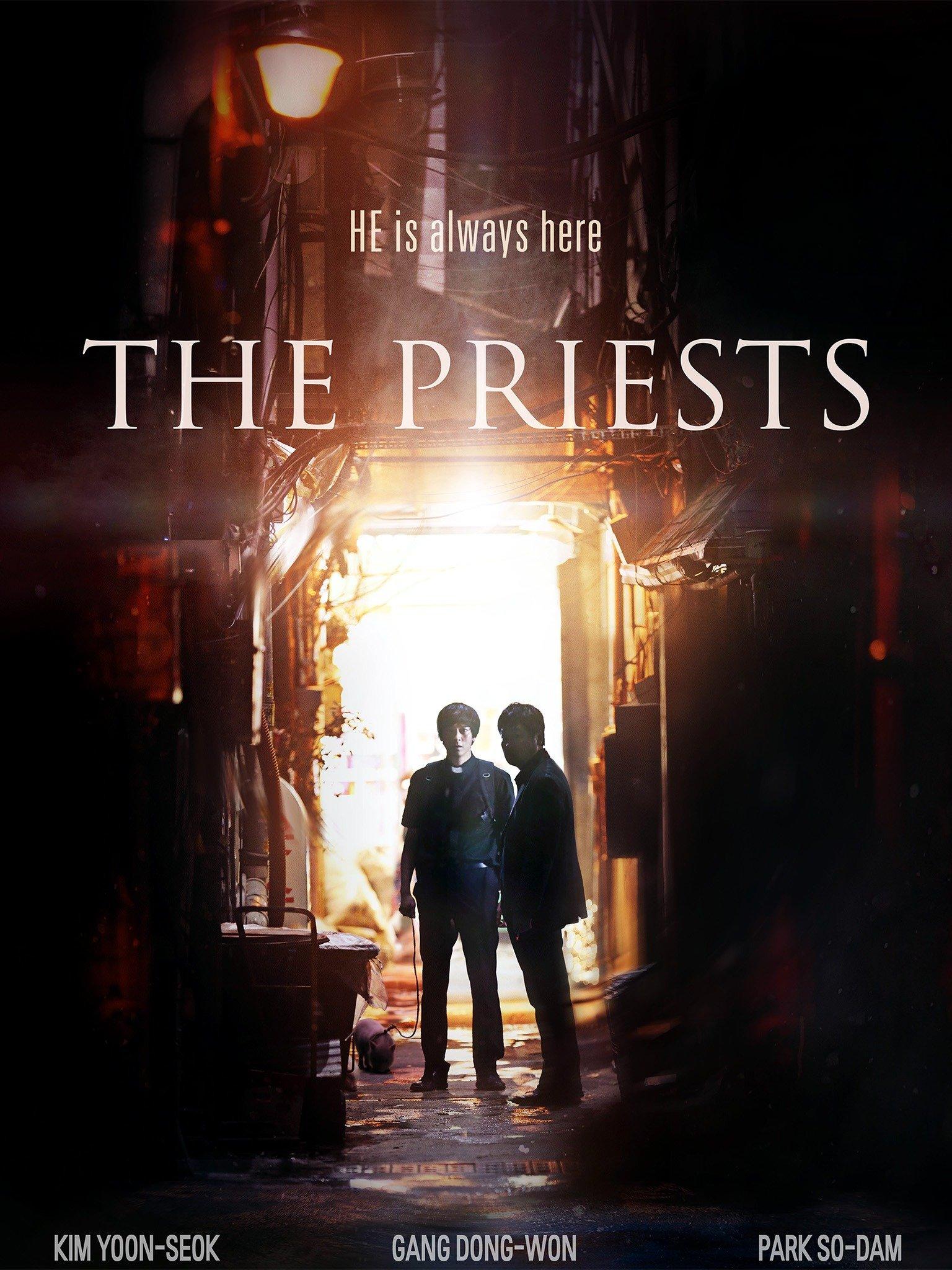 The Priests (Geomeun Sajedeul)
