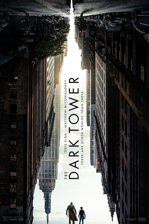 The Dark Tower poster art