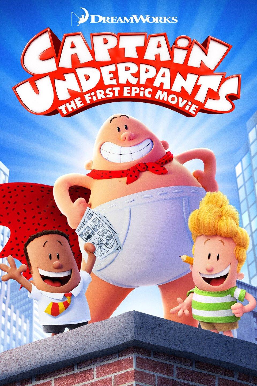 Captain Underpants Merchandise T Shirts Toys Jewelry