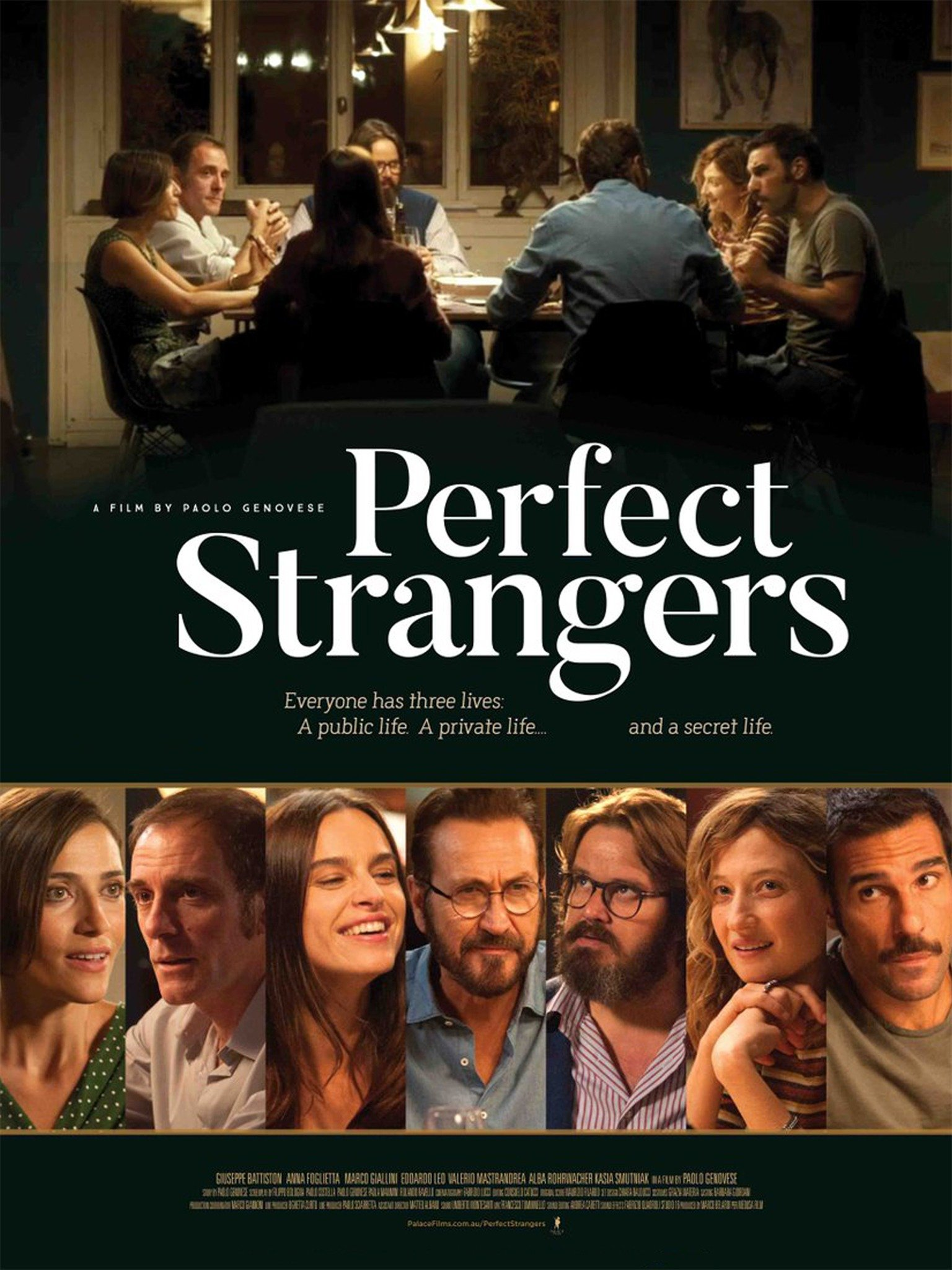 Perfect Strangers   Rotten Tomatoes