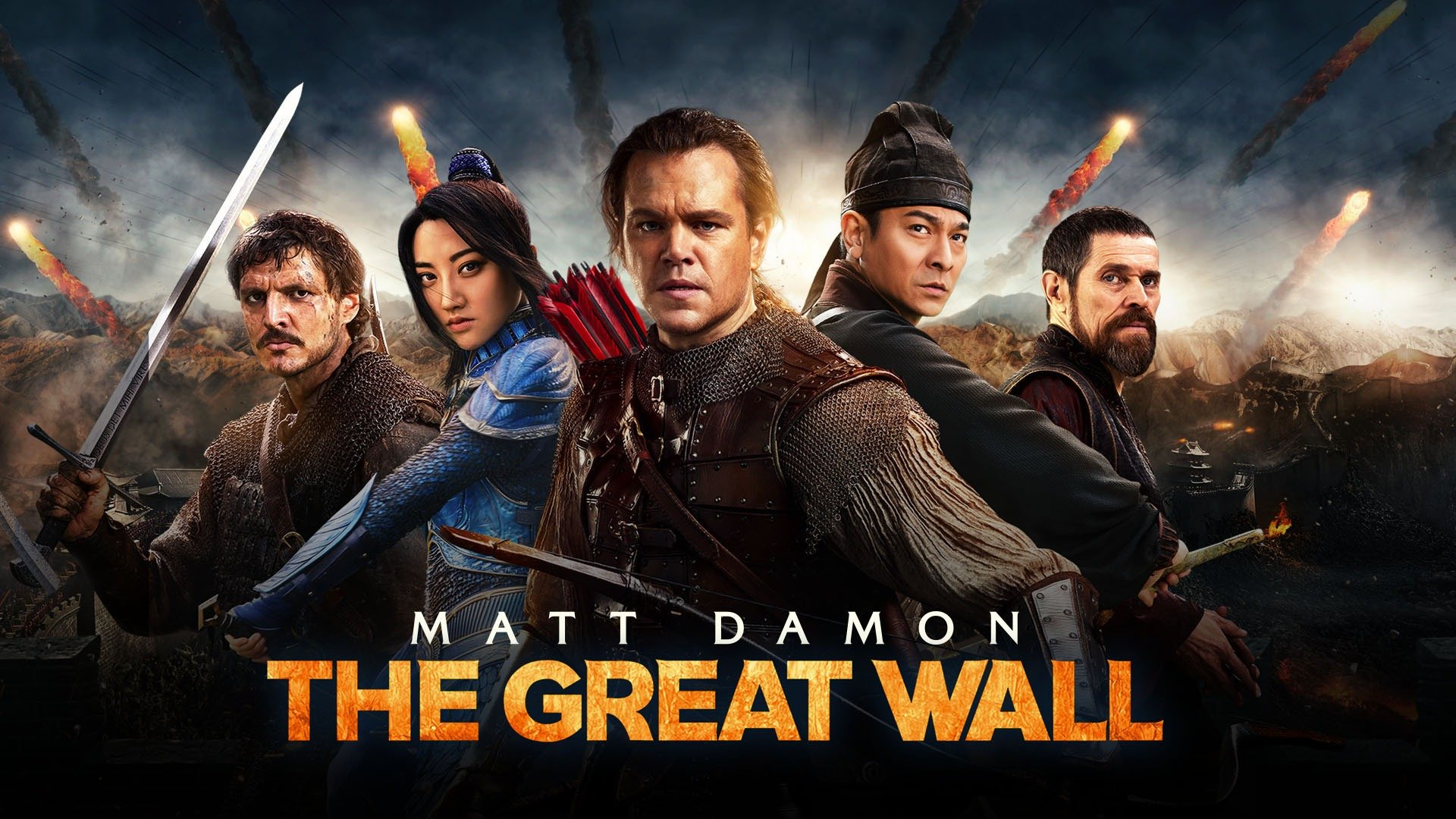 The Great Wall Movietickets