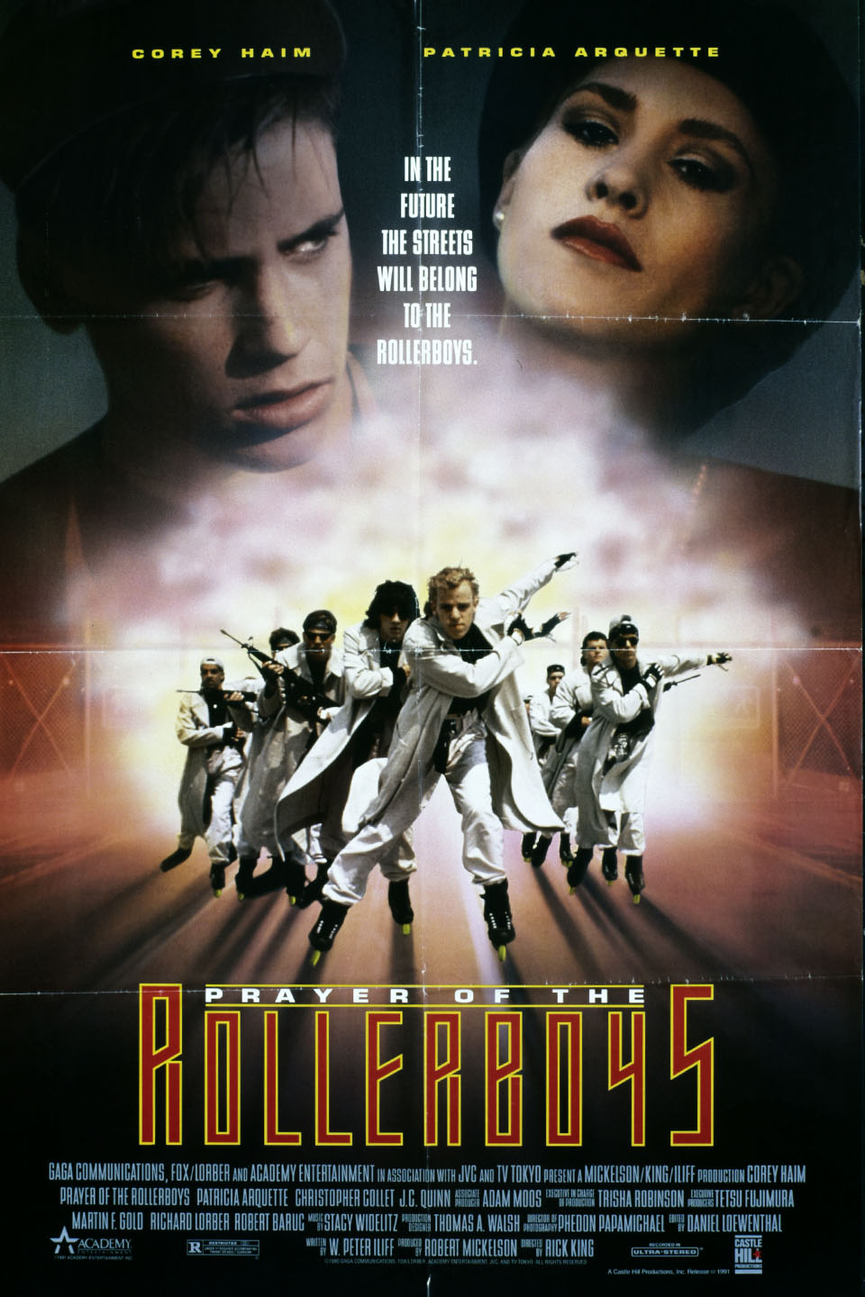 Prayer of the Rollerboys (1991) - Rotten Tomatoes