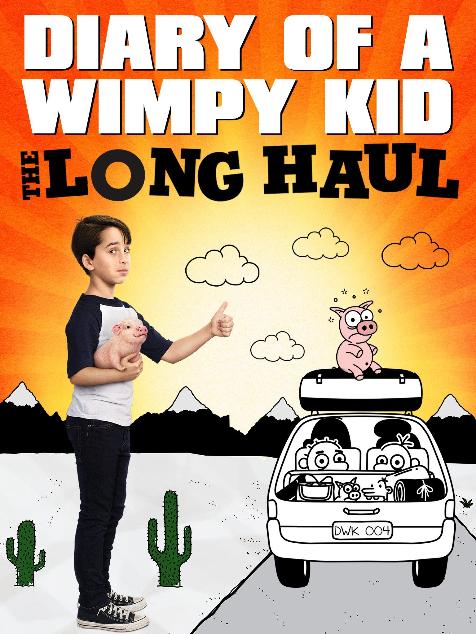 Diary Of A Wimpy Kid The Long Haul Movietickets